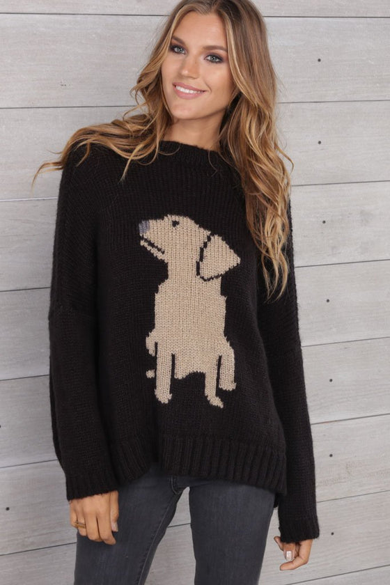 *SALE* Women's Labrador Pullover Sweater's | Wooden Ships Knits