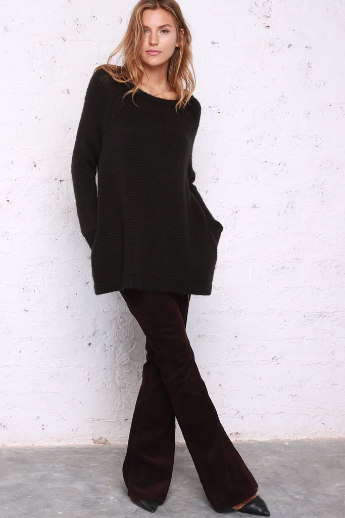 Women's Whitney Pocket Tunic's | Wooden Ships Knits