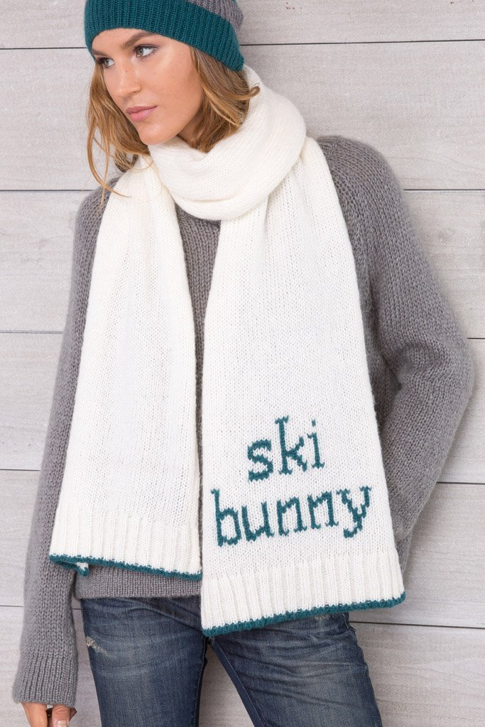 Women's Ski Bunny Scraf Accessories | Wooden Ships Knits