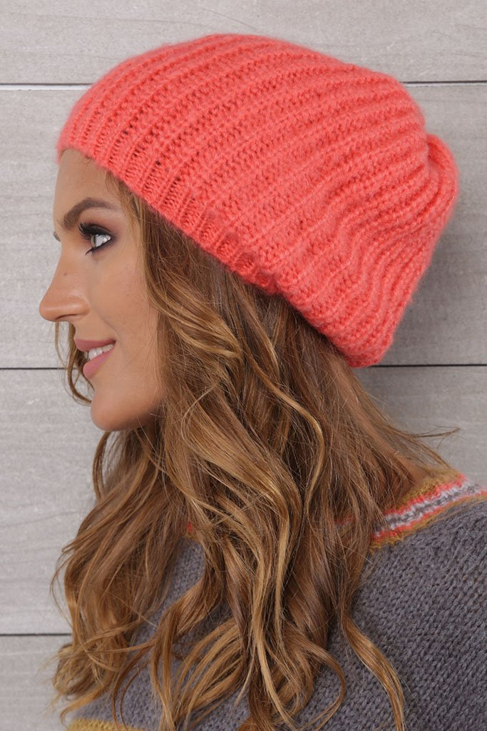 Women's Urban Slouchy Beanie| Wooden Ships Knits