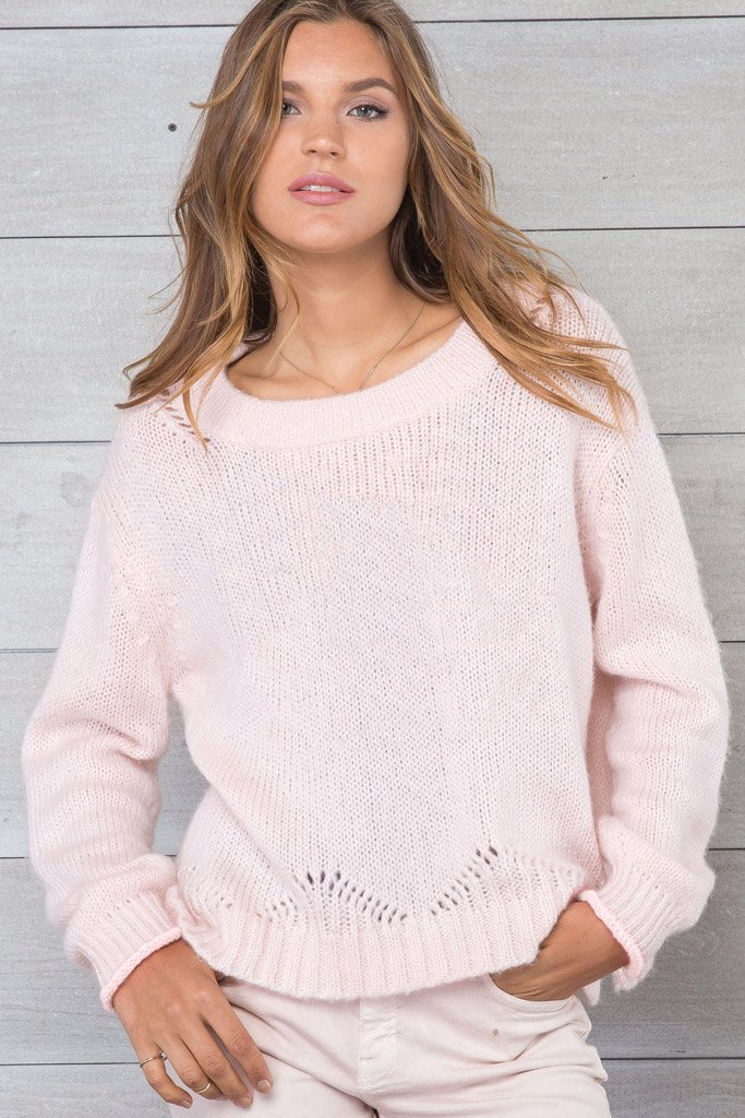 Women's Vintage Crewneck Sweater's | Wooden Ships Knits