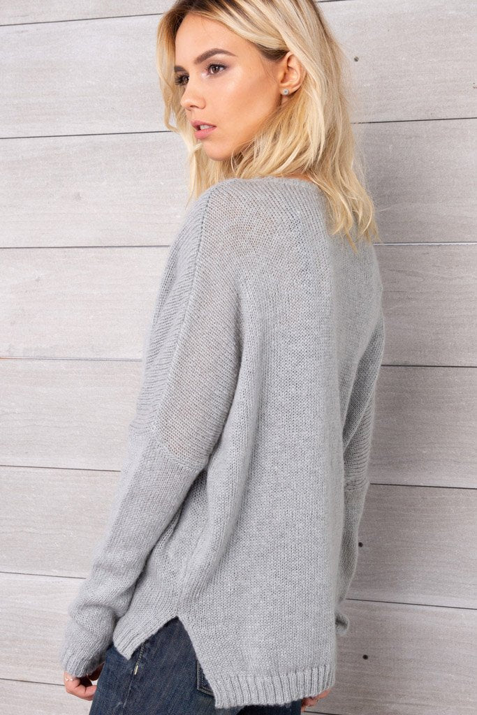 *SALE* Women's Ansel V-Neck Lightweight Sweater's | Wooden Ships Knits