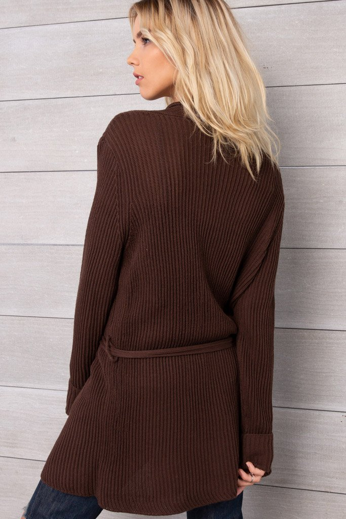 Women's Blakely Cardigan Mercer Sweater | Wooden Ships Knits