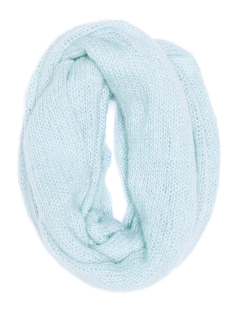 Women's Essential Eternity Scarf Accessories | Wooden Ships Knits