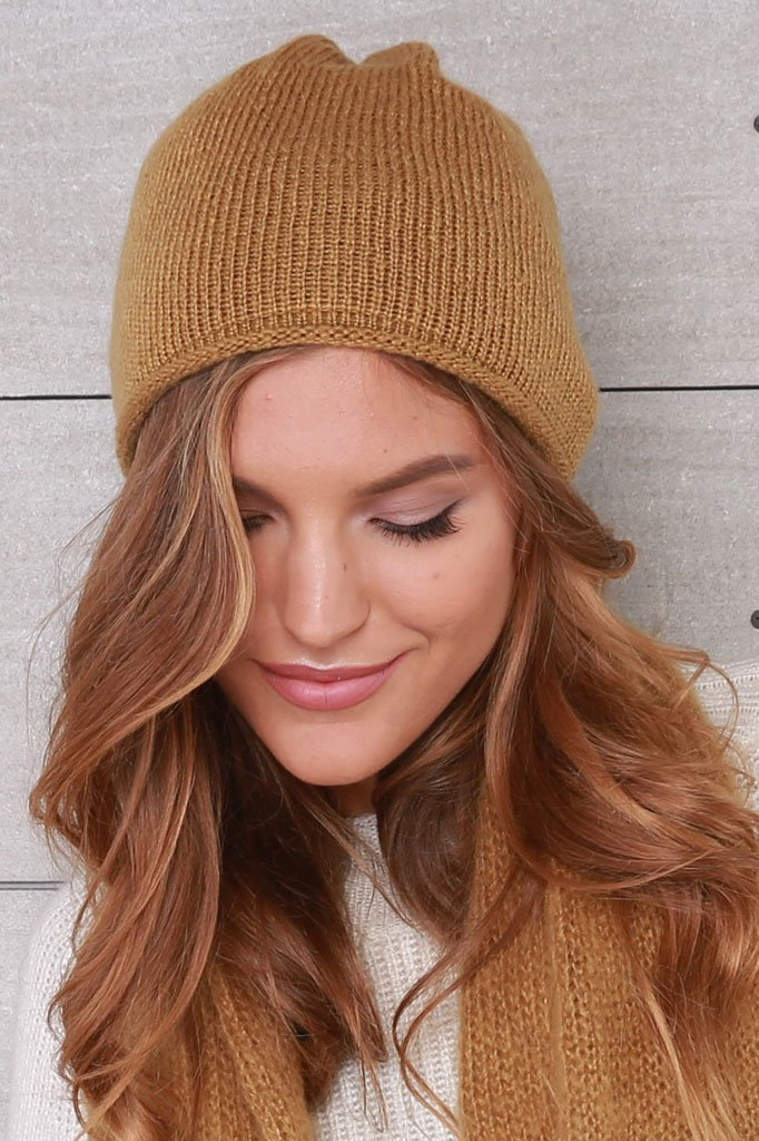 Women's Hamptons Beanie Sweater | Wooden Ships Knits