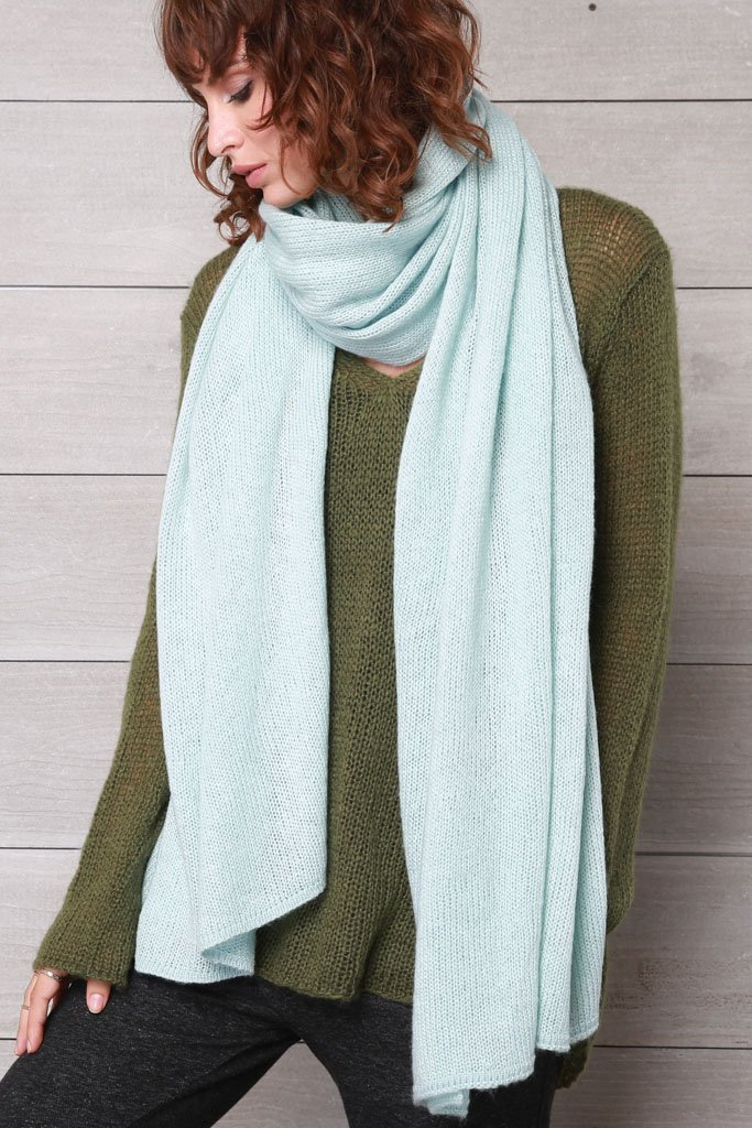 Women's Hamptons Extra Large Cozy Wrap Sweater | Wooden Ships Knits