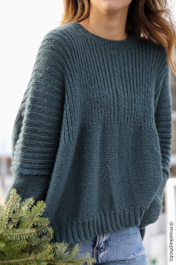 Women's Jaya Crewneck Sweater's | Wooden Ships Knits