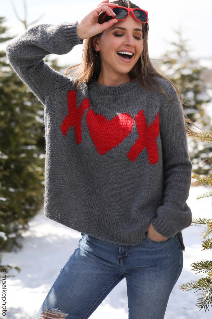 Women's Xox Slouchy Pullover Sweater's | Wooden Ships Knits