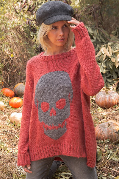 Wooden Ships by Paola Buendia | Women's Sweaters | Cozy Knit