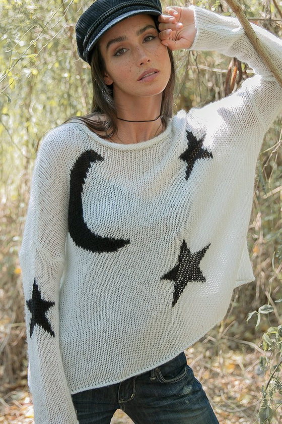 Women's Vincent Crewneck Sweater's | Wooden Ships Knits