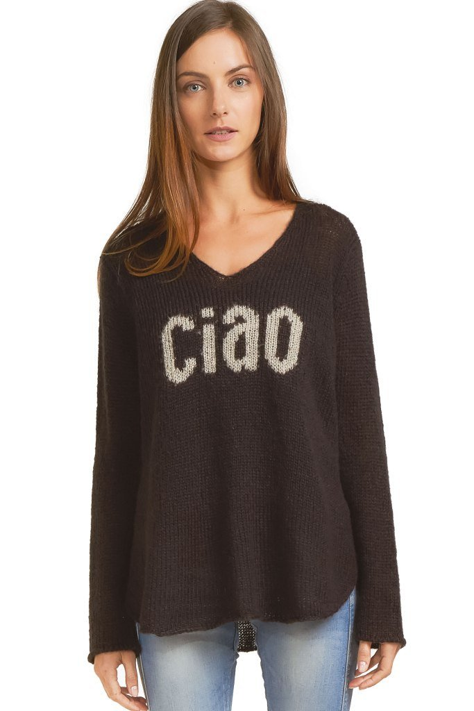 CIAO V - NECK - Wooden Ships