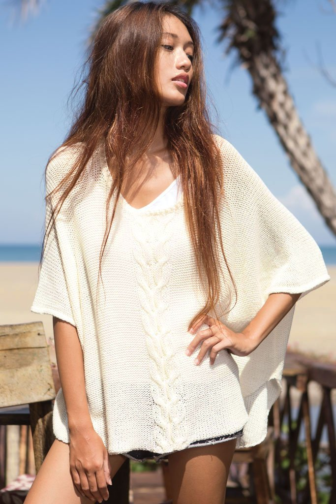 VONN PONCHO COTTON