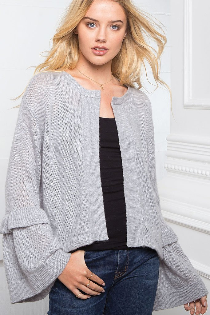 Women's Rafaela Cardigan Sweater | Wooden Ships Knits