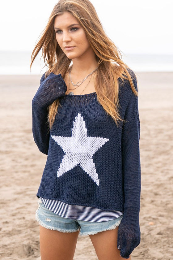 702f350a16e0 Wooden Ships by Paola Buendia | Women's Sweaters | Cozy Knit ...