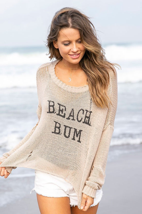 48cfe378966b Wooden Ships by Paola Buendia | Iconic Styles of Beach Sweaters for ...