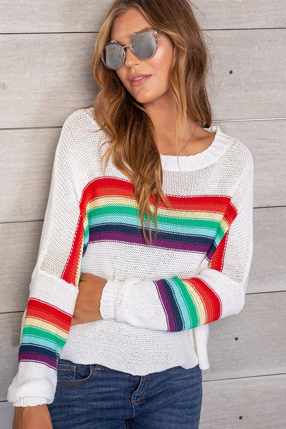 9c14f9e180 Wooden Ships by Paola Buendia | Women's Sweaters | Cozy Knit ...