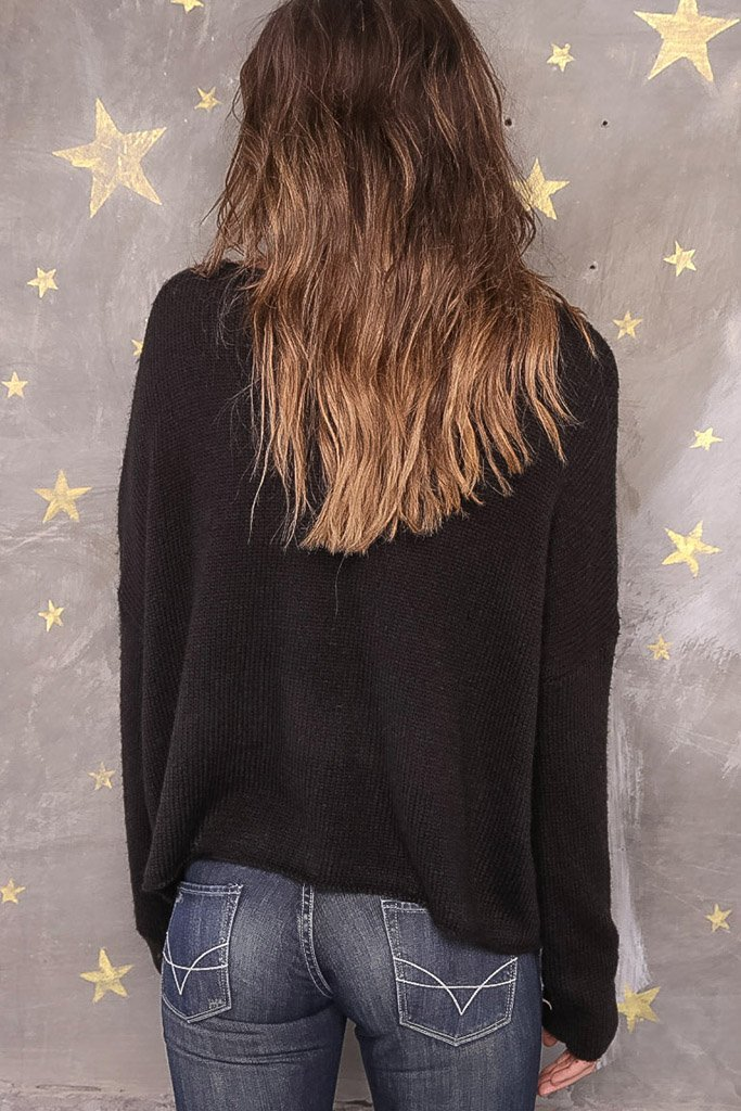 Women's Sparkle Crewneck Sweater's | Wooden Ships Knits