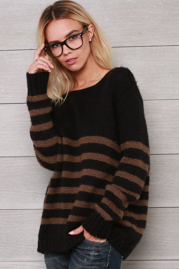 Women's Emerson Crewneck Sweater's | Wooden Ships Knits