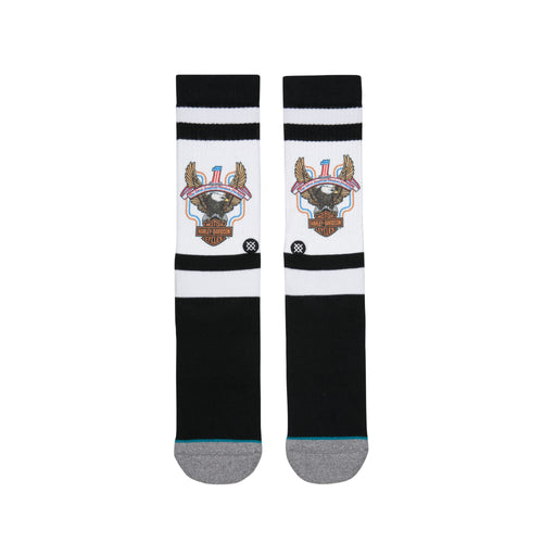 Harley-Davidson Stance Iron Steed Crew Socks -