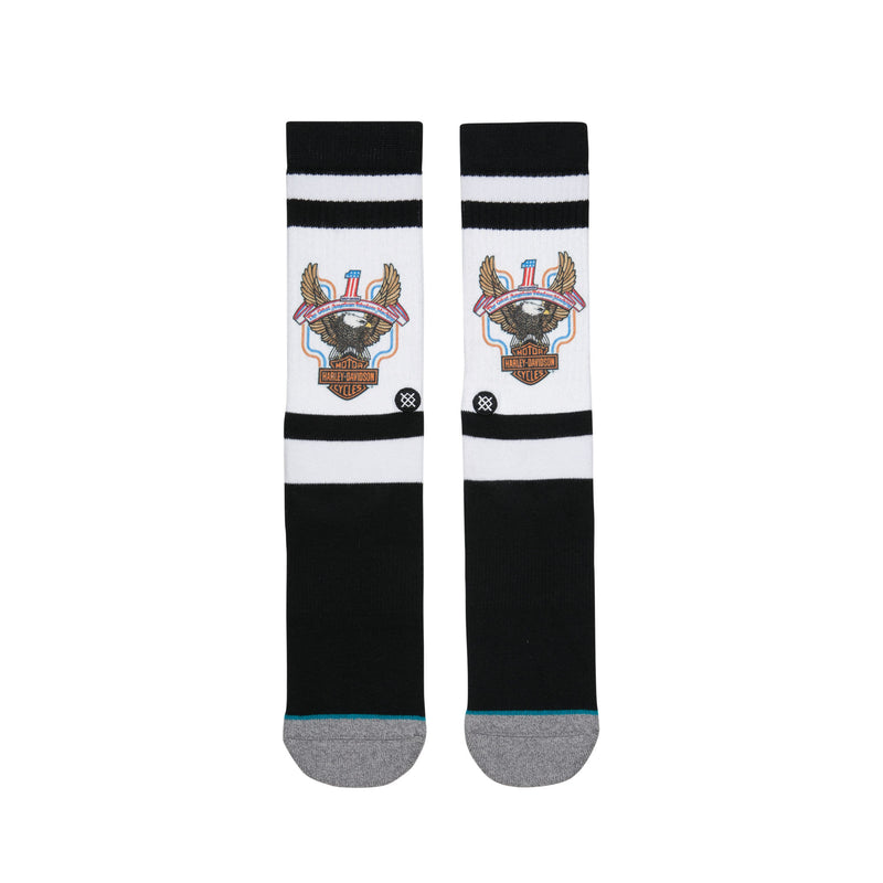 Harley-Davidson Stance Iron Steed Crew Socks