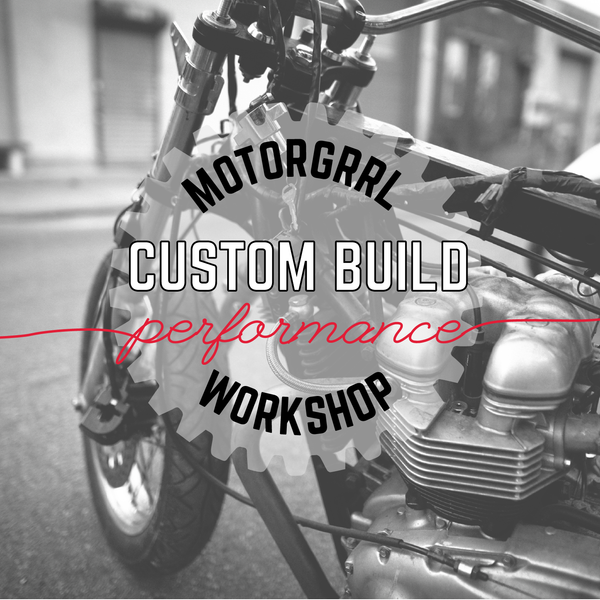 CUSTOM BUILD WORKSHOP Triumph Scrambler - Performance