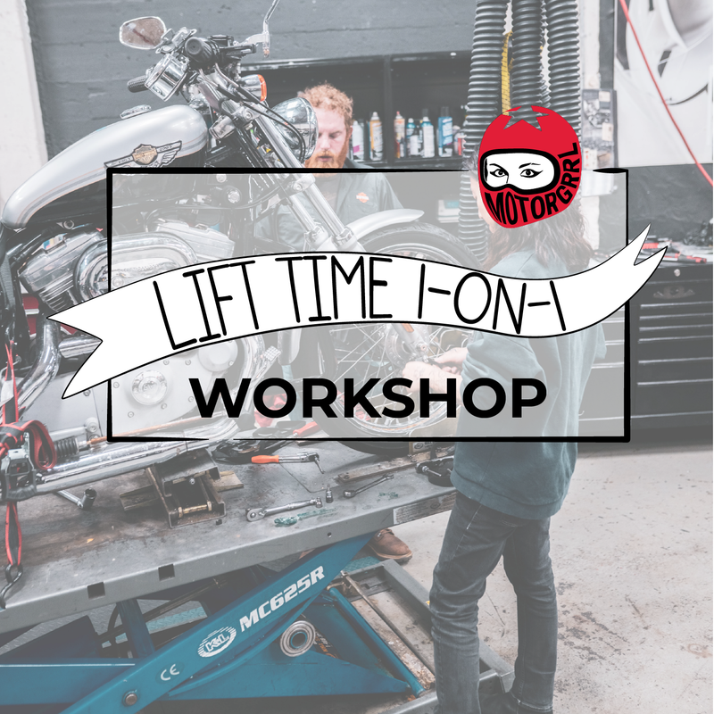 LIFT TIME - 2020 Workshops