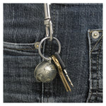 Biltwell Lane Splitter Helmet Key Chain