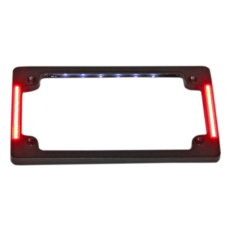 Custom Dynamics - LED License Plate Frame