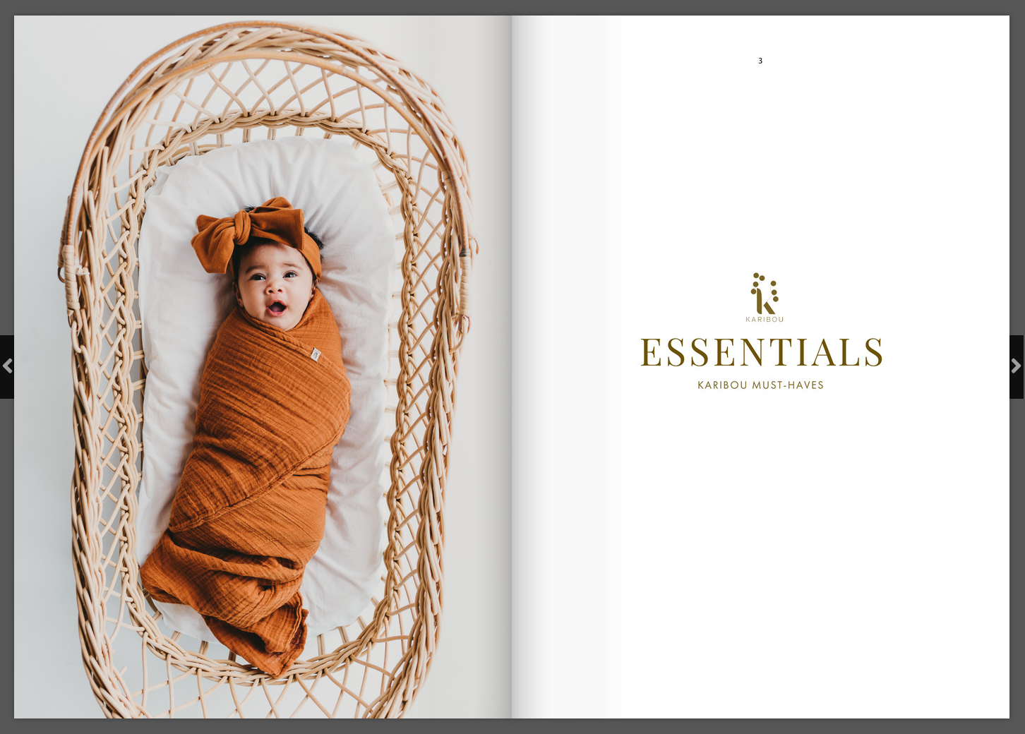 Karibou Essentials Kids Clothing Lookbook
