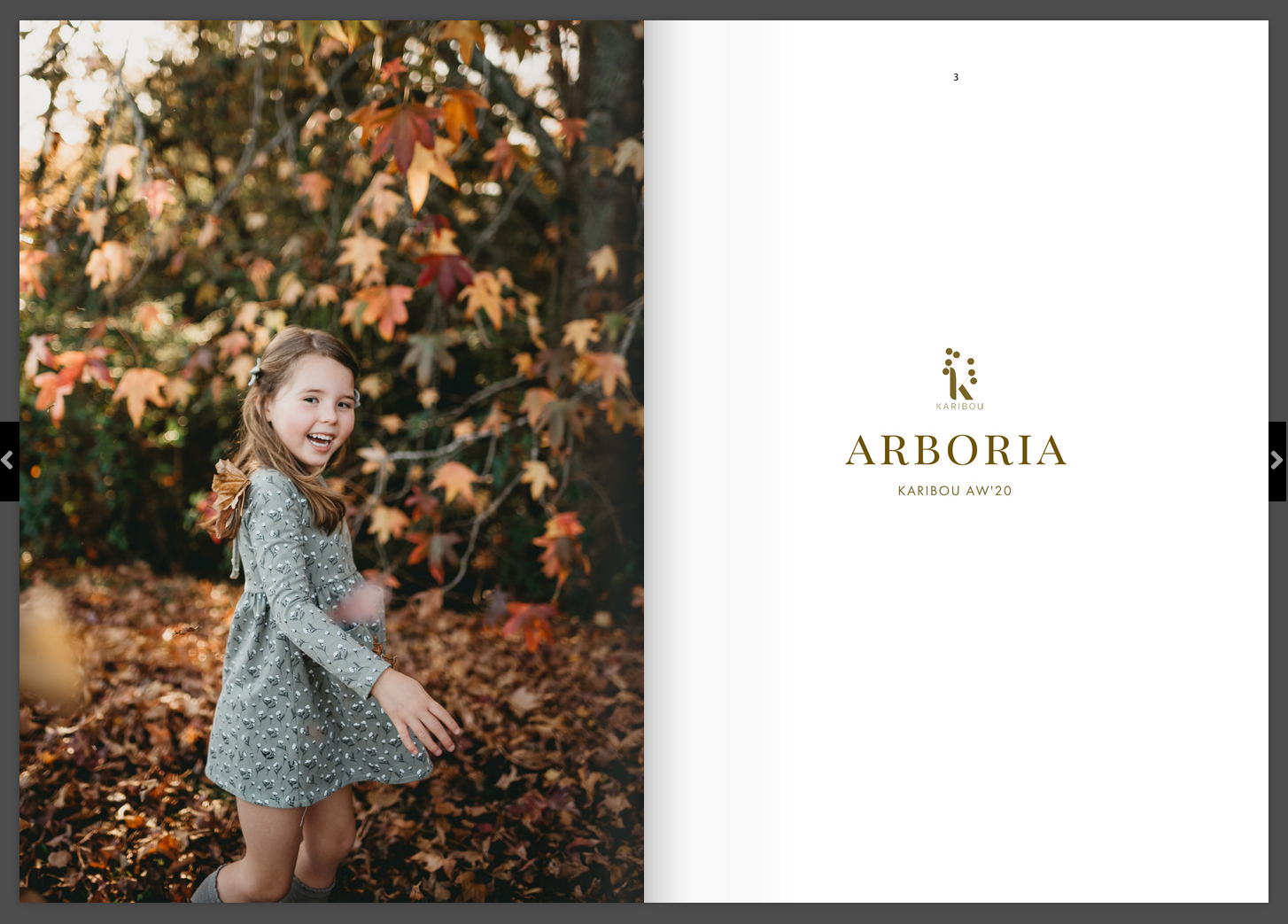 Karibou Arboria Kids Clothing Lookbook