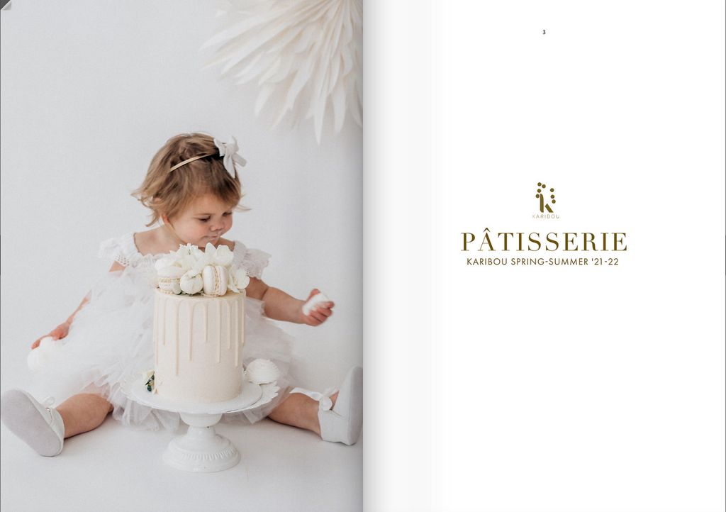 Karibou Patisserie Collection look book