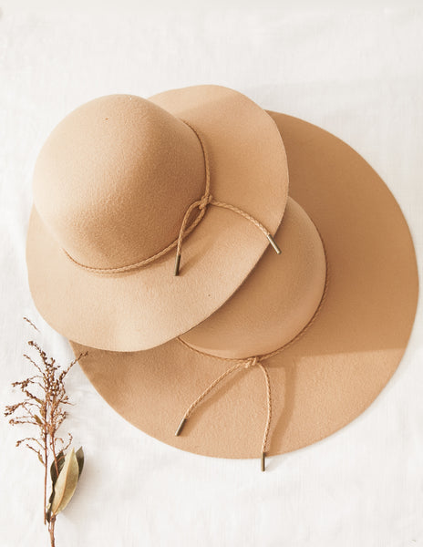 Aubrey Wide Brim Mama and Daughter Hats - Clearance