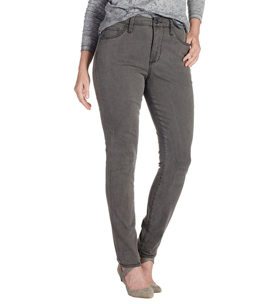 Gwen Skinny Washed Black
