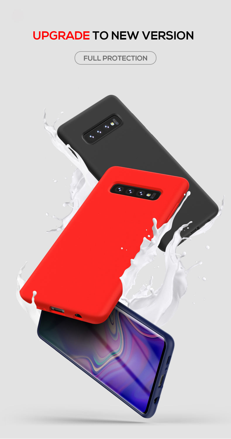 Samsung Galaxy S10 5G Thin Soft Silicone Case Cover