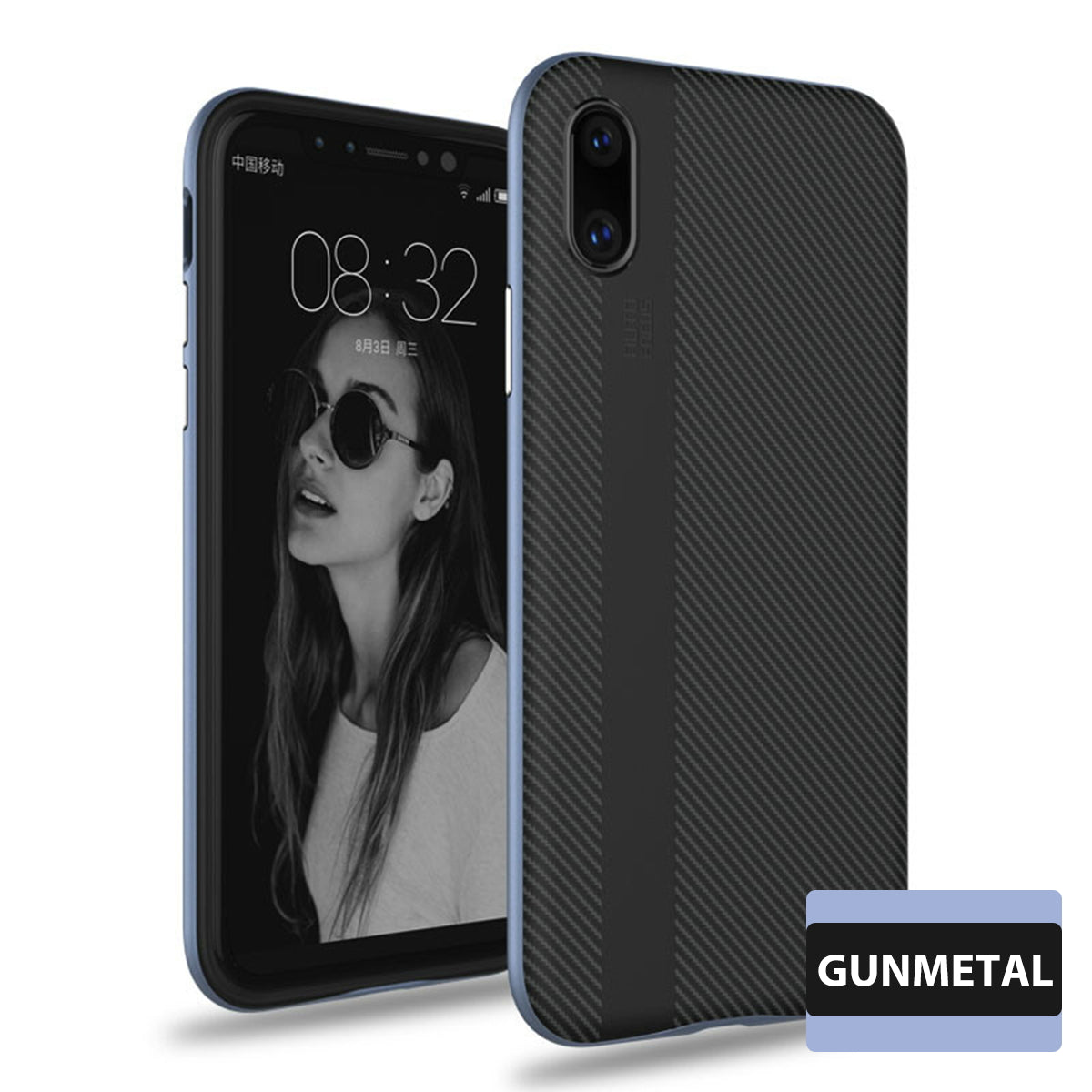iPhone 7 Plus Case Cover Shockproof Hybrid Armor Hard Silicon Bumper