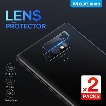 Samsung Galaxy Note 9 Back Camera Lens Tempered Glass Protector