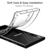 Samsung Galaxy Note 10 Case Clear Heavy Duty Shockproof Slim Cover