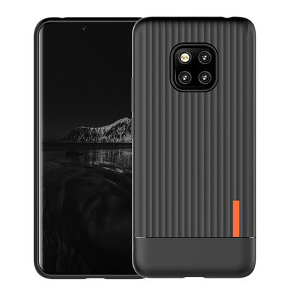 Huawei Mate 20 Slim-Fit Ultra Thin Soft Silicone Case Cover