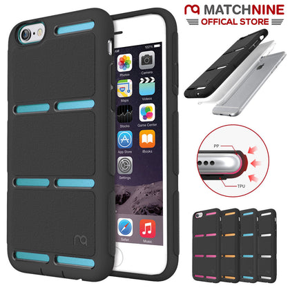 Genuine Matchnine Slim Heavy Duty Case Cover For iPhone 6/6s Plus