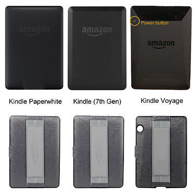 Ultra Slim Leather Case Cover For Kindle Paperwhite / Voyage and Kindle 7th