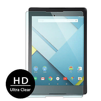 Premium Ultra Clear LCD Screen Protector For HTC Google Nexus 9