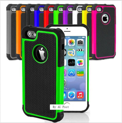 iPhone XR Heavy Duty Shockproof Case Cover Shock Proof