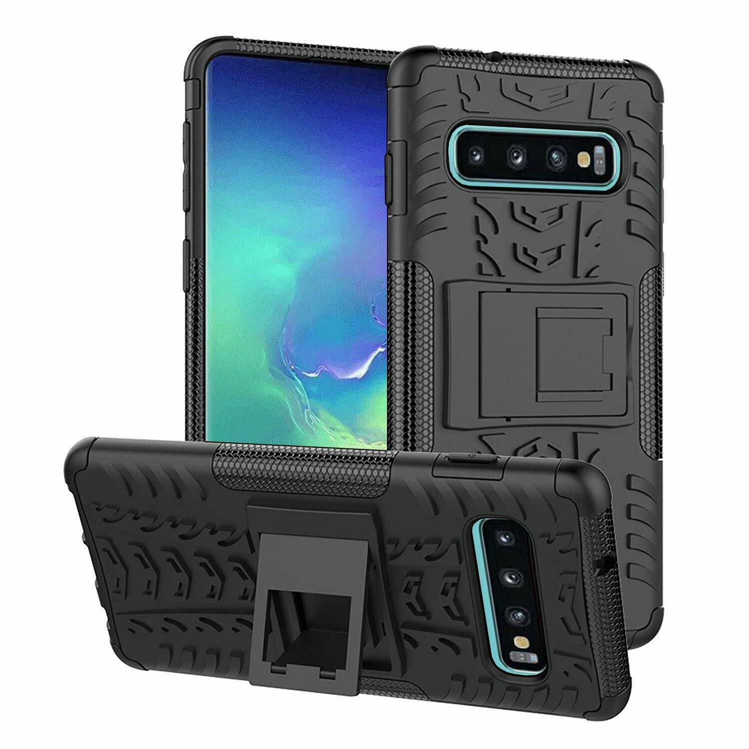Shockproof Heavy Duty Rugged Arrmored Case Cover Samsung Galaxy Note 10 Plus/Note 10 Plus 5G