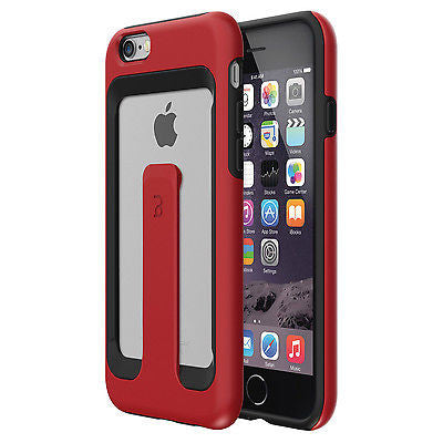 iPhone 6 / 6s Plus Case Cover, Genuine Matchnine Wallet Card Clip Carrying Case