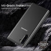 Galaxy Note 10 Plus Case Rugged Armor Slim Shockproof Bumper Cover Samsung