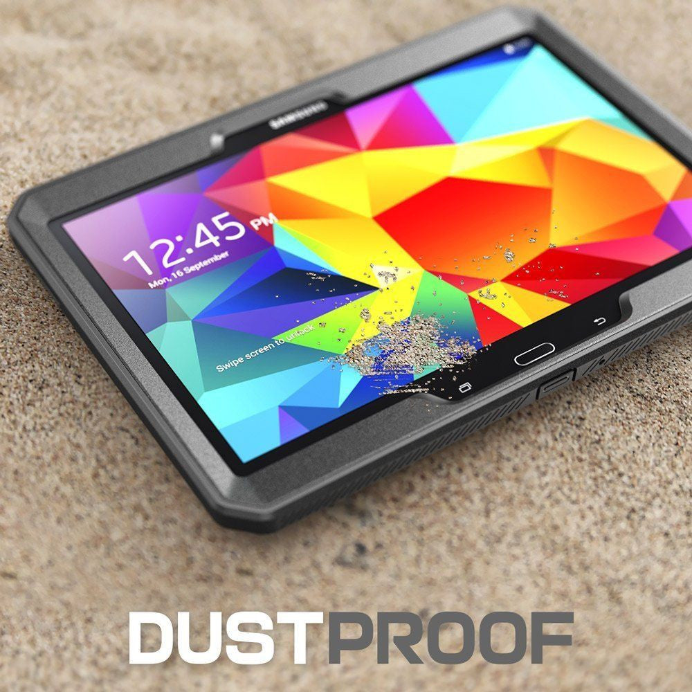 Genuine SUPCASE Full-body Heavy Duty Case Cover for Samsung Galaxy Tab 4, 10.1""