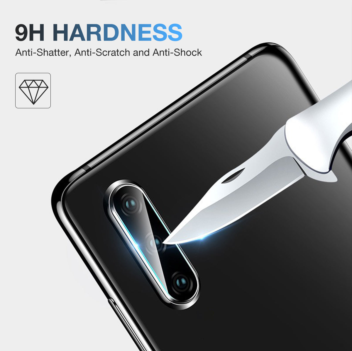 Maxshield 9H Back Camera Tempered Glass Screen Protector for HUAWEI P30 Pro