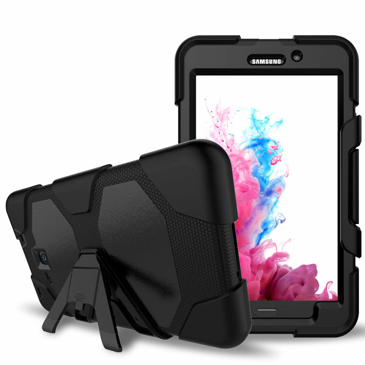 Shockproof Hybrid Tablet Case Cover For Samsung Galaxy Tab A 8.0 2019-T290 T295