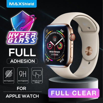 MaxShield Screen Protector for Apple Watch Series 1/2/3/4 38mm iWatch