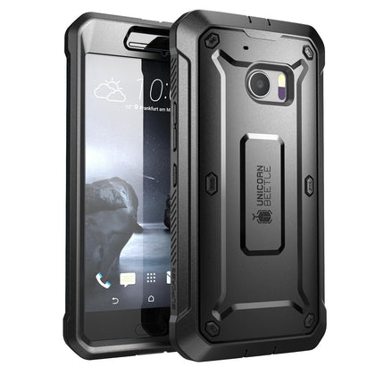 Genuine SUPCASE Shockproof Heavy Duty Armor Tough Case for HTC M10